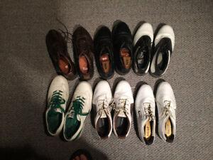 Souliers de golf -- Golf Shoes