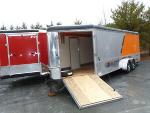 2012 Enclosed Trailer ( Only1 400km. )new price