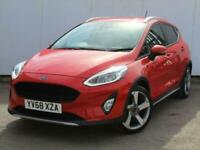2019 Ford Fiesta 1.0 T EcoBoost Active X 5dr 6Spd 140PS Hatchback Petrol Manual