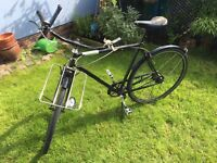 Creme Cafe Racer Doppio 7 speed town bike