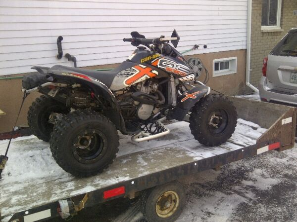 2007 Can-Am DS650 BajaX