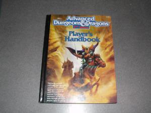 Ad&d Player's Handbook
