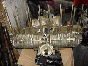 USED CASES FOR A HONDA CBX 6 CYLINDER