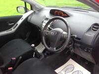 2009 Toyota Yaris 1.33 VVT-i SR- FSH - New MOT -Only 83000 Miles