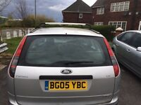 Ford focus roof bars