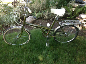 Vintage Raleigh Stow Away