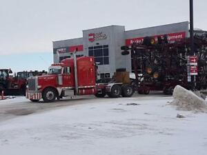 Farm Trucking, Equipment Transport, Heavy Hauling, Towing Ag