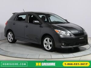 2011 Toyota Matrix A/C GR ELECT MAGS TOIT BLUETOOTH