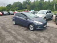 2013 13 Ford Fiesta 1.6TDCi ( 95ps ) ECOnetic ( s/s ) 2013.25MY Titanium