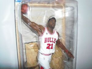 Jimmy Butler Chicago Bulls McFarlane White Variant NBA Figure