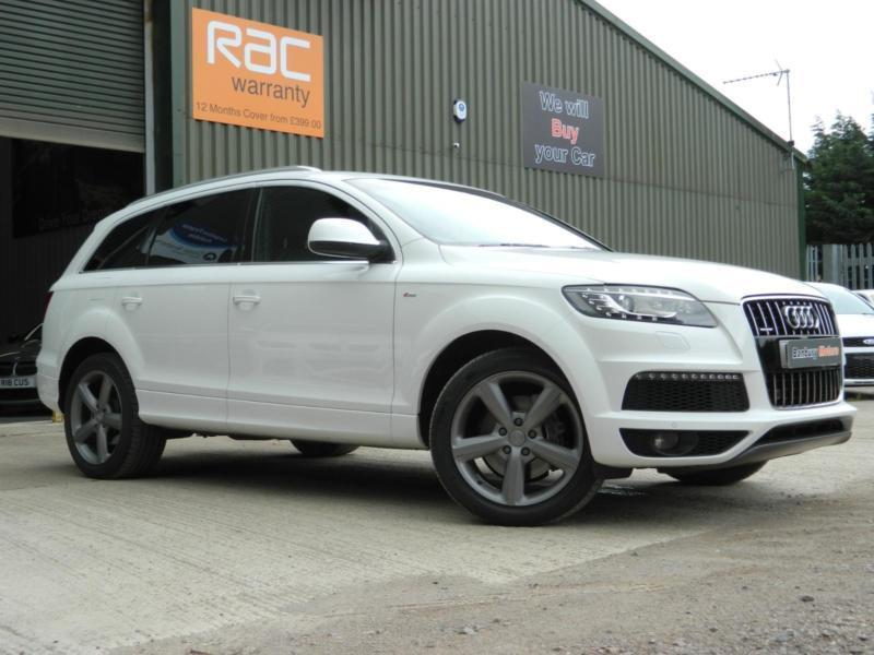 2009 audi q7 tdi quattro s line estate diesel in banbury oxfordshire gumtree. Black Bedroom Furniture Sets. Home Design Ideas