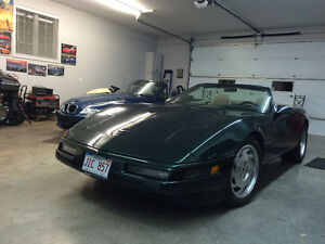 1994  corvette  cone.  6  speeds  57,000 km