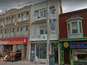 Commercial Space for Rent - Woodbine & Danforth