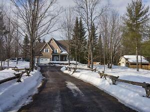 4.7 acres – Gatineau – 12 km from Ottawa