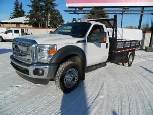 2012 FORD F450 4X4 (62 000 KMS)