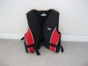 brand new life jacket  adult size