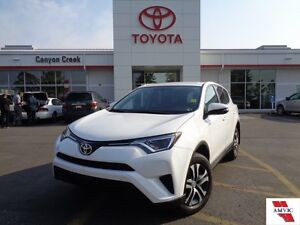 2016 Toyota Rav4 LE AWD EXCELLENT CONDITION CLEAN CARPROOF