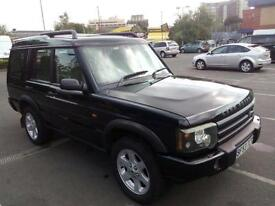 2003 Land Rover Discovery 2 4.0 i V8 ES Station Wagon 5dr (7 Seats)