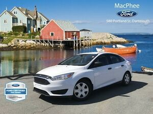 2015 Ford Focus S   1.9% Interest Rates
