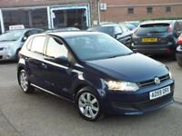 Volkswagen Polo 1.6TDI ( 75ps ) 2010 SE PX and delivery available