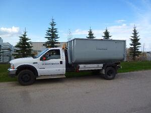 Dumpster BIN Garbage Bin/Junk Removal - $240.00