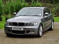 BMW 1 Series 123d 2.0 M Sport 5dr DIESEL AUTOMATIC 2011/11