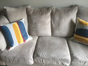 Urgent Sale - New clean couch..