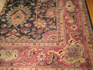 Oriental Style Rug 8 x 11