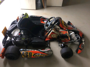 Kart 125 cc