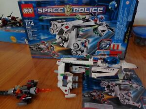Lego space police 5983