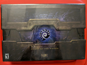 *NEW* StarCraft II Collectors Edition - Heart Of The Swarm game