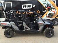 2015 Can-Am Commander MAX Limited 1000