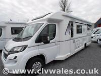 Bailey Autograph 79-4T Motorhome SAVE £3,000 OFF RRP MANUAL 2018