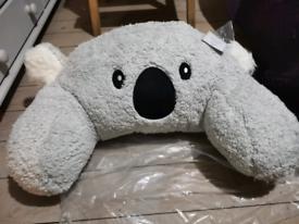 Koala cuddle cushion