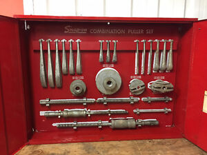 Snap-On  Kit de puller à bearing
