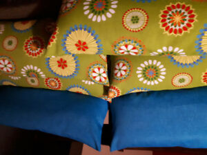 Accent Pillows Handmade NEW for Patio or Inside