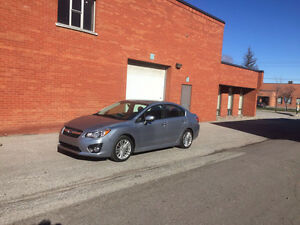 2014 Subaru Impreza 2.0i w/Limited Pkg Sedan (Safety & E-Test)