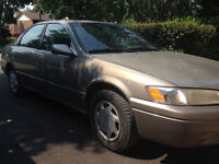 ***1999 Toyota Camry FULLY LOADED Good Condition***LADY DRIVEN