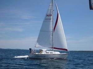 Express 30, Sailboat