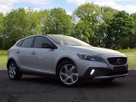 Volvo V40 CROSS COUNTRY 2.0 TD D2 Lux 5dr (start/stop) (silver) 2016