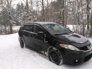 2007 mazda 5 5speed for sale