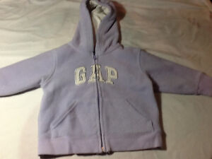 Size 2 gap valour or fleece sweaters