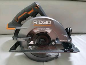 Ridgid Gen 5x 18v brushless circular saw