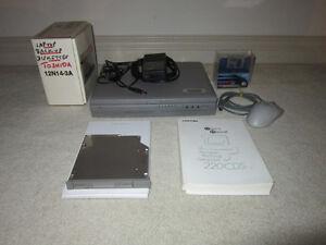 Vintage Toshiba Satellite 220CDS Laptop