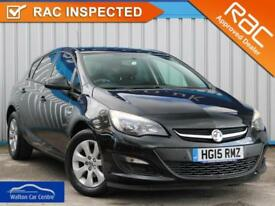 Vauxhall Astra 1.4 Design 2015 (15) • from £38.11 pw