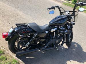 2010 Harley Davidson Sportster 1200xl Nightster