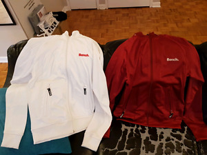 Two Men's Bench Jackets (M/S)