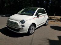 £116.76 PER MONTH Fiat 500 1.2 LOUNGE PETROL MANUAL