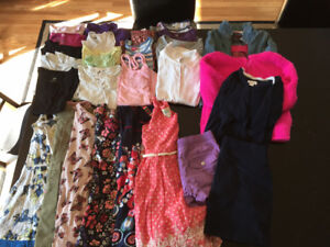 Summer clothes for girls size 5-6
