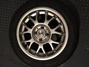 WINTER TIRES AND RIMS FOR SALE - OFF MAZDA MX5